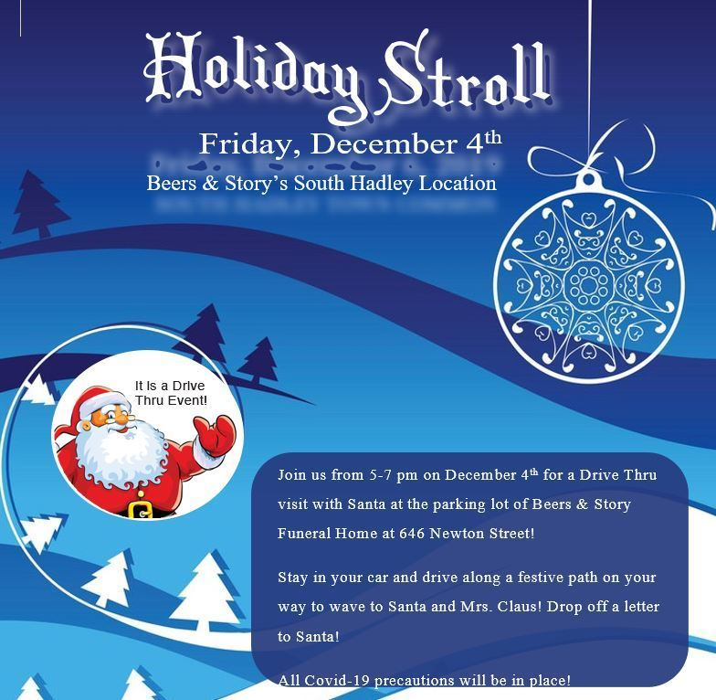 Holiday Stroll Info