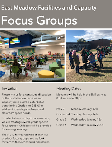 EM Focus Group Invitation